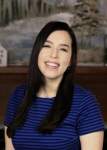 Anna Valdez, Director of Programs, Fostering Hope